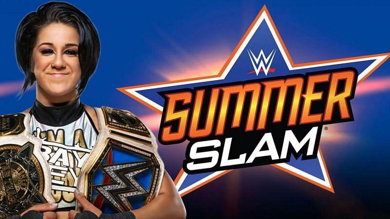 Asuka to face Bayley at SummerSlam