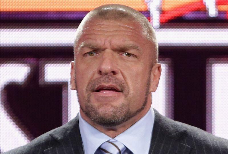 Triple H in WWE