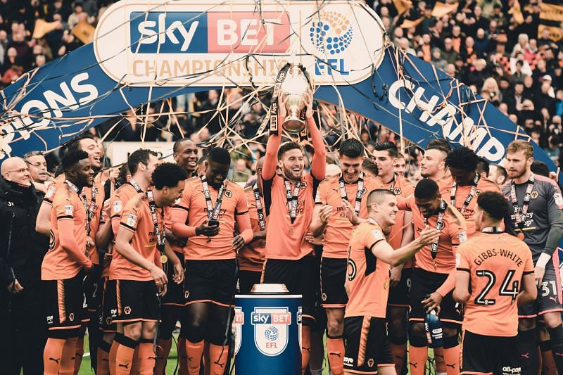 EFL Championship Winners of 2017-18