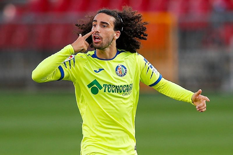 Cucurella has been one of Getafe