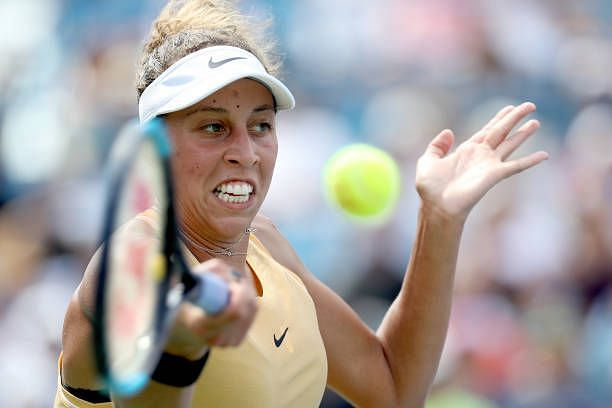 Madison Keys has had great success on the American hard-courts over the course of her career.