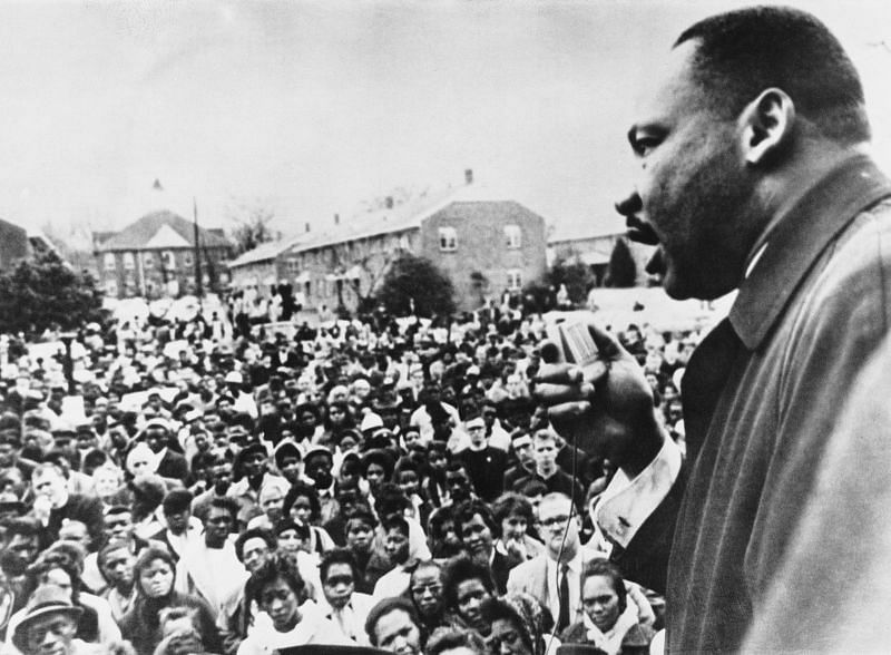 Martin Luther King Jr. in Alabama