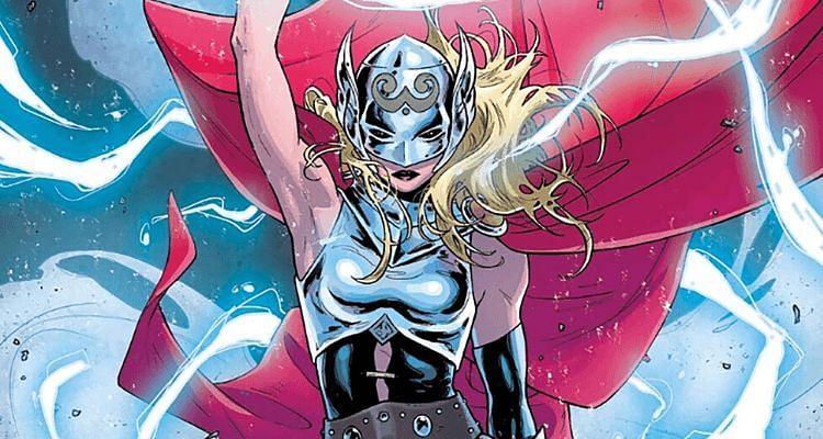 Lady Thor (Image Credit: Marvel Comics)