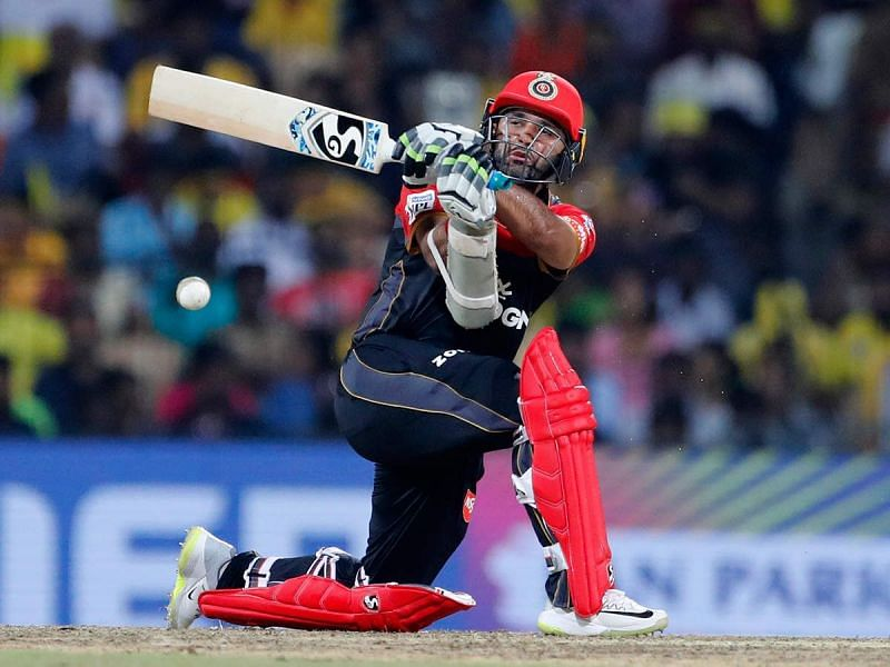RCB wicket-keeper Parthiv Patel always takes full toll of the field restrictions early on in the innings