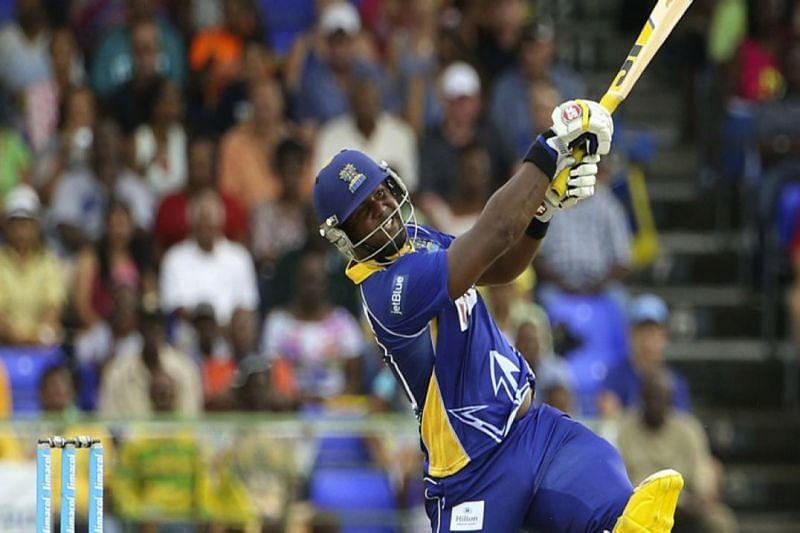 Dwayne Smith is the leading run-scorer for Barbados Tridents in CPL20.