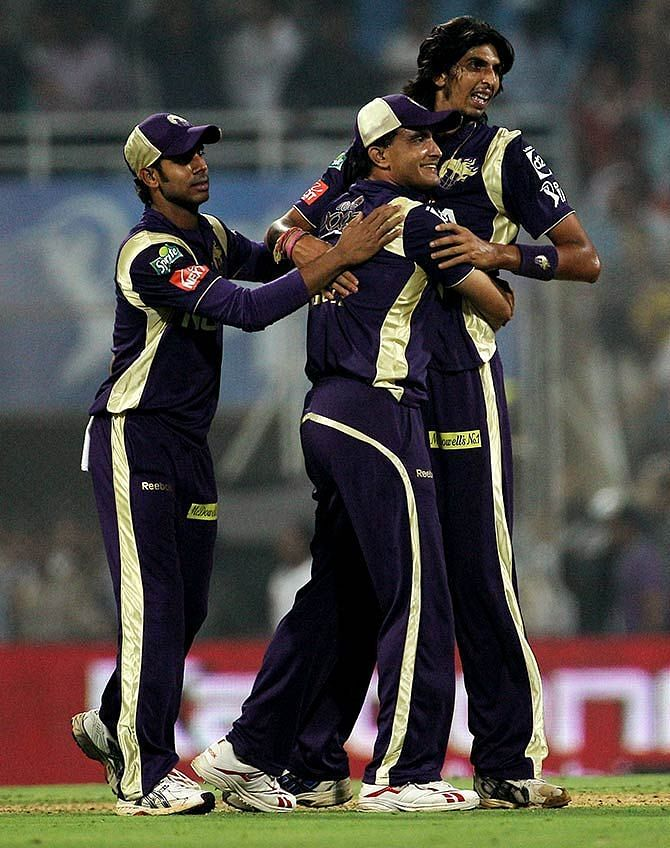 Ishant Sharma made headlines when he was picked up by KKR in 2008.
