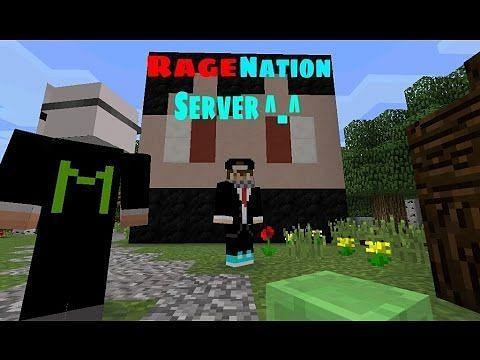 RageNation (Image credits: ZzgabzZplayz- Minecraft Pe, YouTube)
