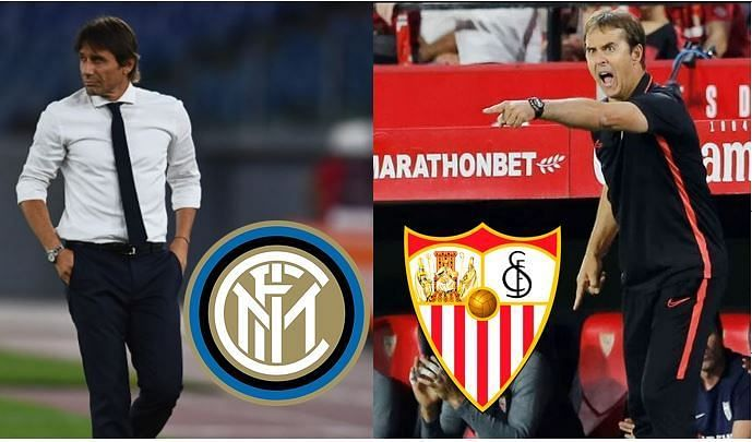 Inter Milan take on five-time champions Sevilla in the Europa League final on Friday.