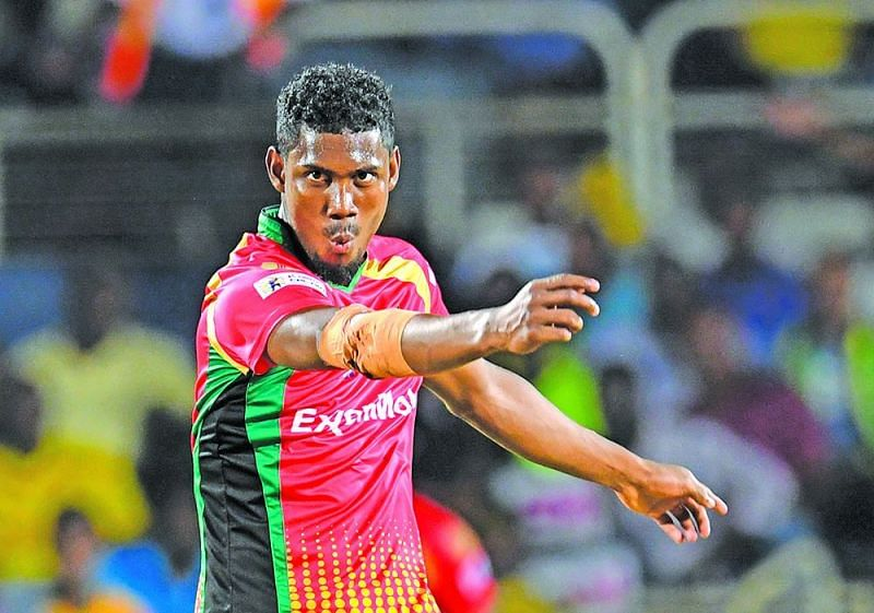 Keemo Paul will be tasked with the death bowling for Guyana in CPL.