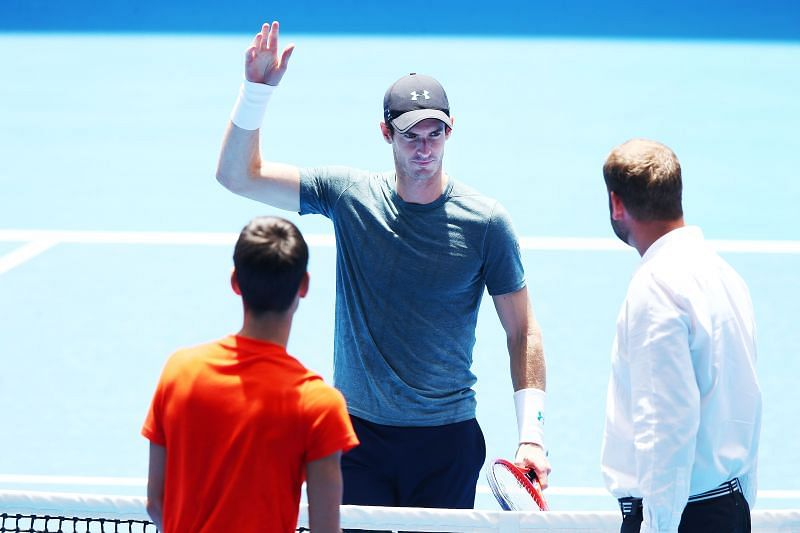 Andy Murray did not sign the PTPA agreement