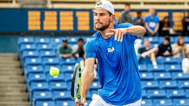 Maxime Cressy has not played a competitive match on the ATP Tour