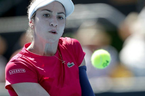 Christina McHale has scored back-to-back wins over higher-ranked opponents