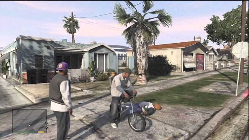 Gangs of Los Santos (Image credits: Cablelinenetwork, Youtube)