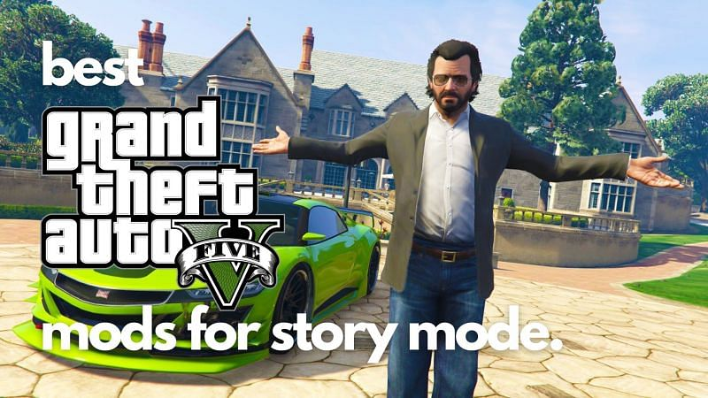 Best GTA 5 mods for story mode