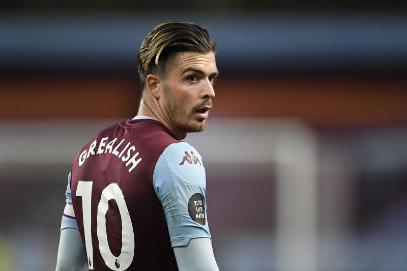 Jack Grealish created more chances than any other English player this season
