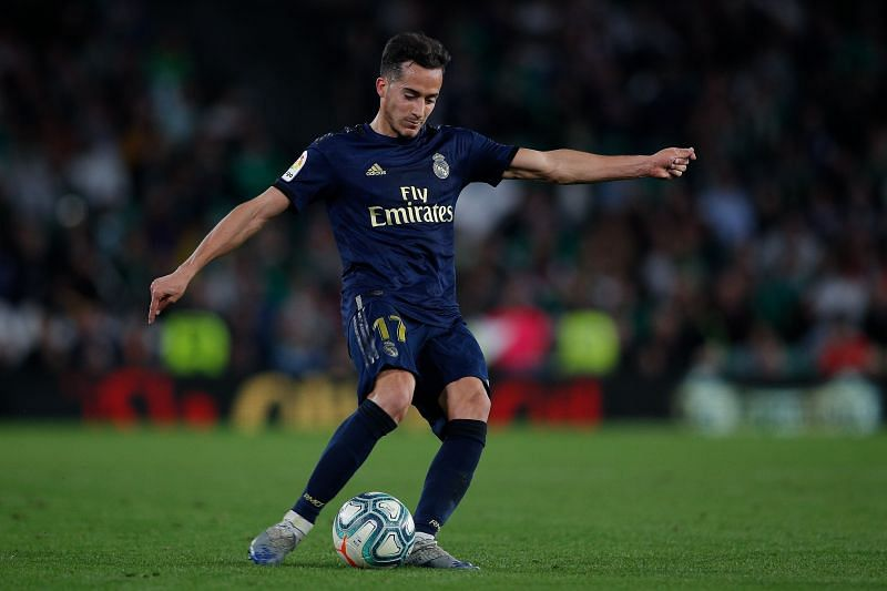 Lucas Vazquez is being phased out of the club
