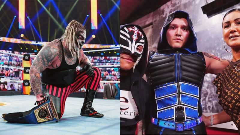 Dominik Mysterio made an impressive in-ring debut at WWE SummerSlam 2020