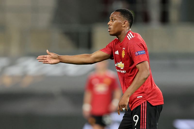 Anthony Martial won the penalty leading to the winning goal in the quarter-final fixture.