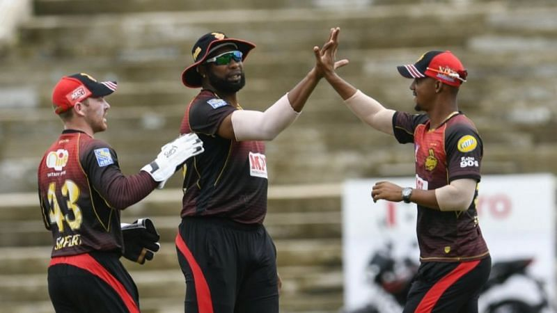 The Trinbago Knight Riders theoretically look like the stronger side in this CPL fixture