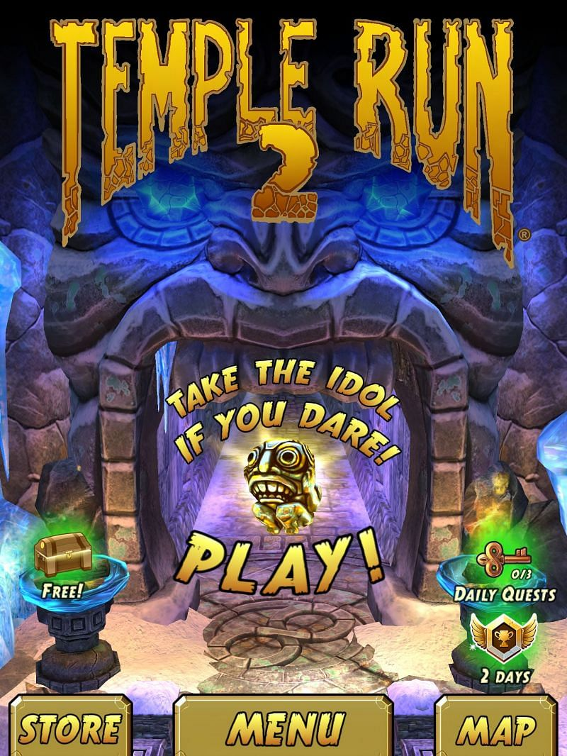Temple Run 2 (Image Credits: Temple Run Wiki - Fandom)