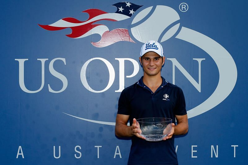 Marcos Giron won the American Collegiate Invitational to the US Open in 2014