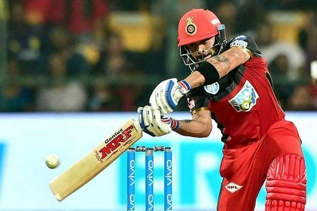 Virat could be the first to reach 6000 IPL runs.