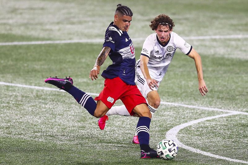 New England Revolution have a talented side