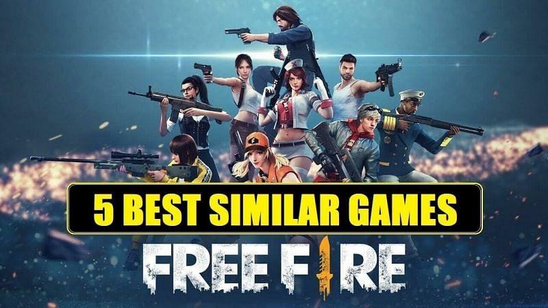 Best Offline Games Like Free Fire