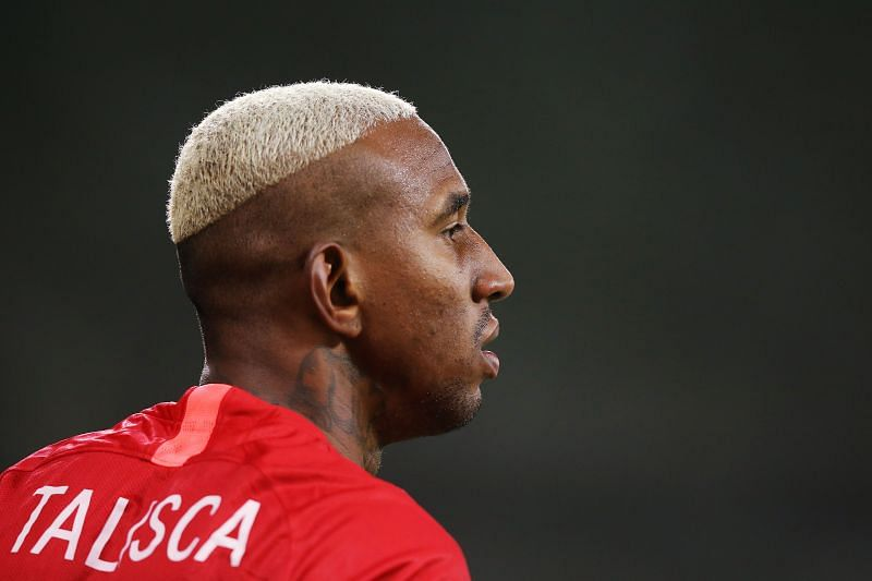 Talisca is an important player for Guangzhou Evergrande