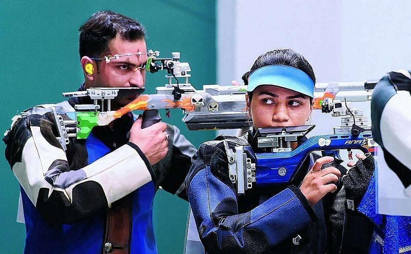Apurvi Chandela is likely to participate in the mixed team event as well at the Tokyo Olympics