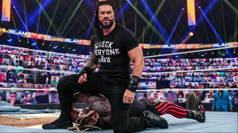Will a victory at Payback cement Roman Reigns as a heel?
