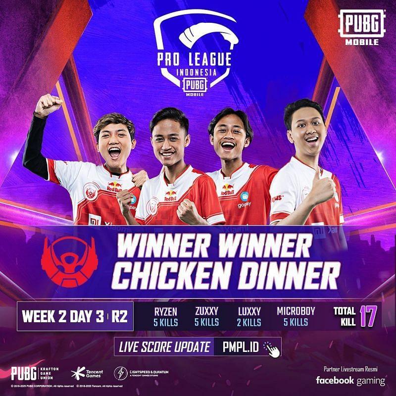 PMPL Season 2 Indonesia recap