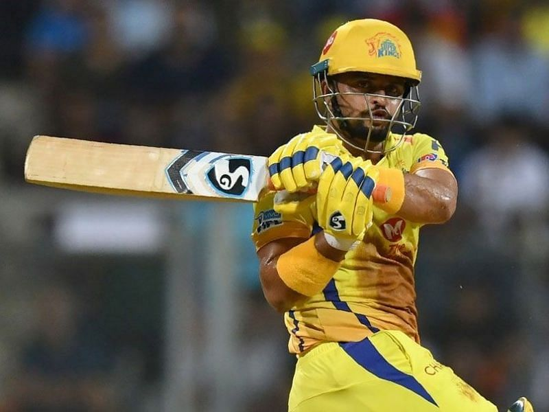 Suresh Raina withdrew from IPL 2020