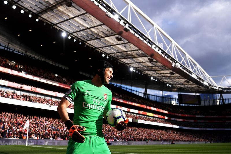 Cech is the only goalkeeper to move from Chelsea to Arsenal in the last 70 years.