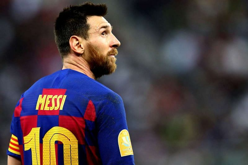 Lionel Messi recently registered 1000 goal contributions for club and country