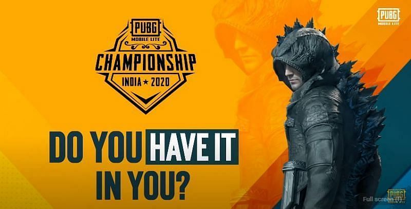 The PUBG Mobile Lite Championship 2020 has been announced