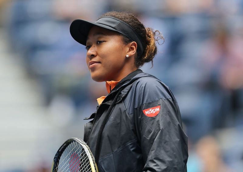 Naomi Osaka enters the match as a heavy favorite, but will be under pressure from the start.