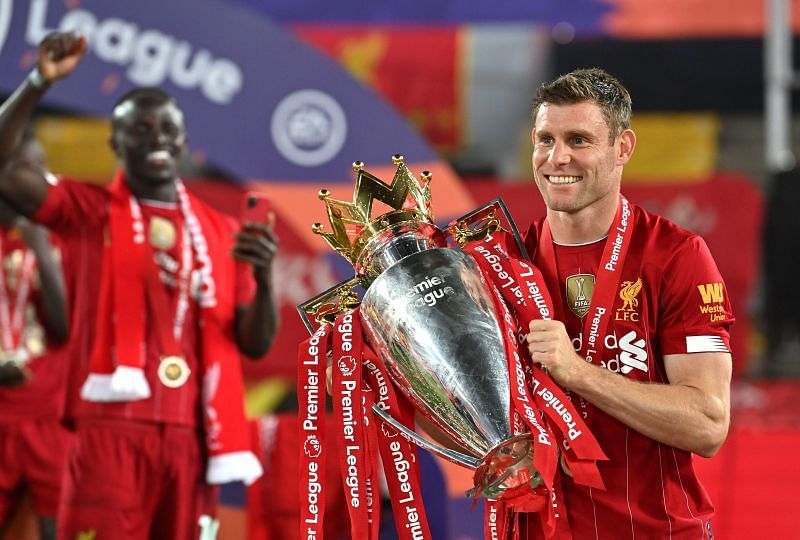 James Milner has become the latest member of this exclusive Premier League club