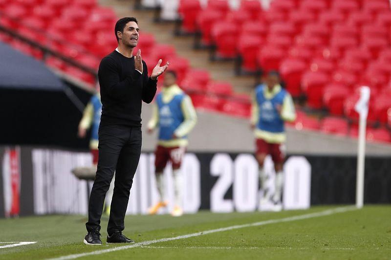 Mikel Arteta got his tactics just right against Liverpool in the 2020-21 Community Shield clash.