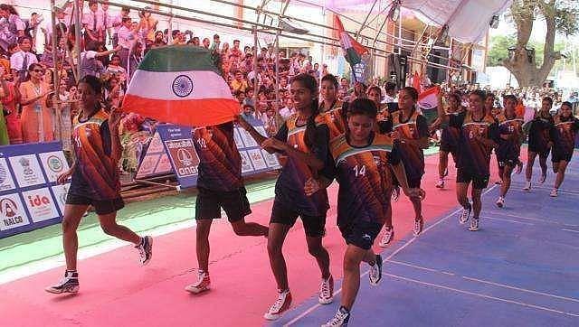 भारतीय महिला खो-खो टीम
