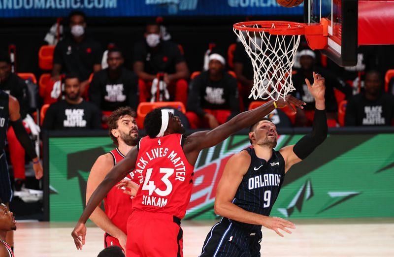 The Toronto Raptors take on the Memphis Grizzlies