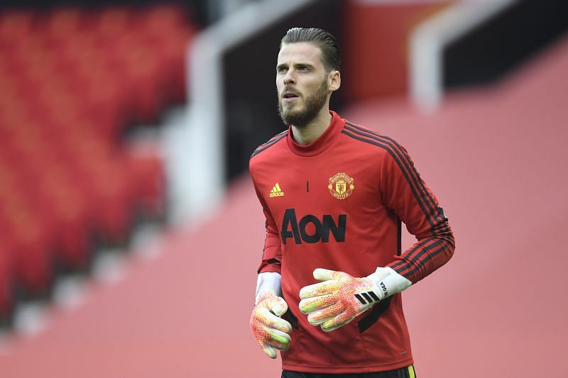 David de Gea has been a fine servant for Manchester United