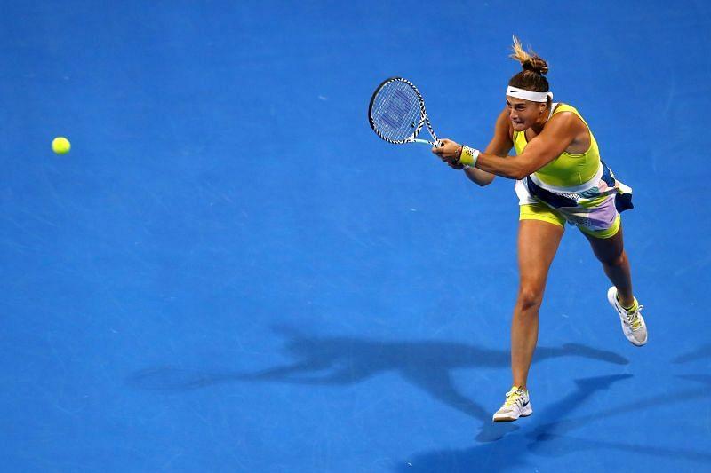 Aryna Sabalenka should win this match