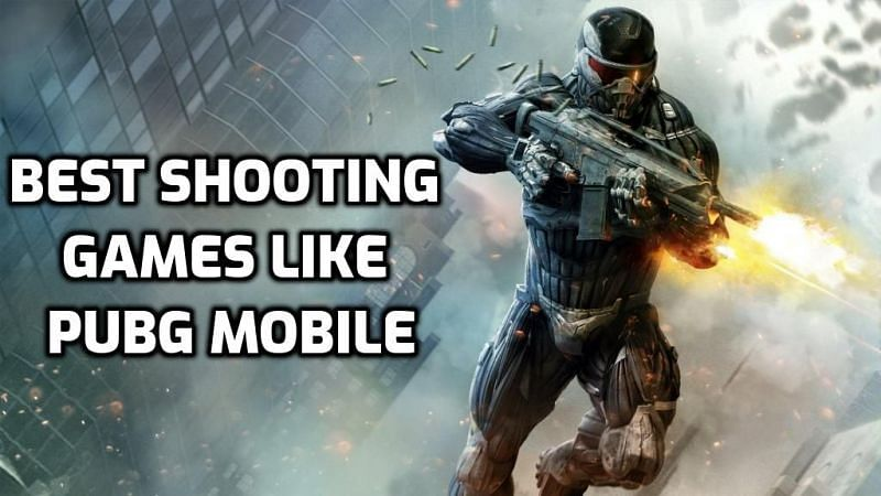 Best shooting games on Android (Image via wallpapercave)