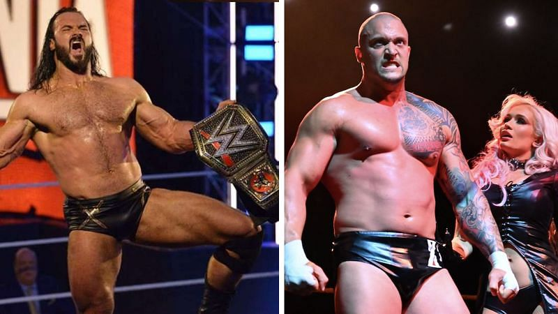 Will we see Drew McIntyre vs Karrion Kross one day inside of a WWE ring?