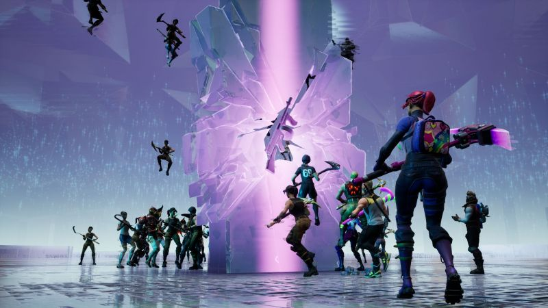 What should Epic Games include in Fortnite Chapter 2 Season 4? (Image Credits: GameSpot)