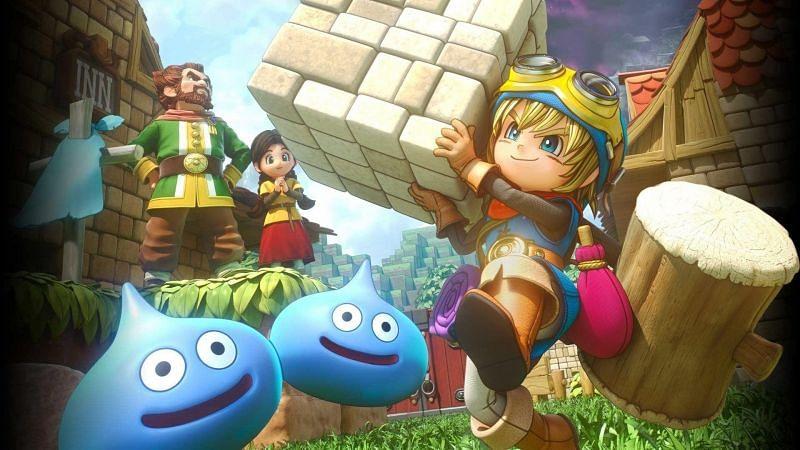 Dragon Quest Builders (image credits: Wallpaper Cave)