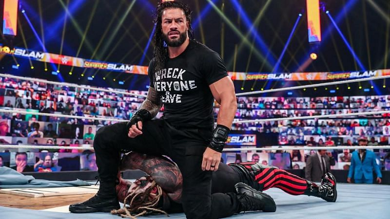 The Big Dog is back at WWE Summerslam.