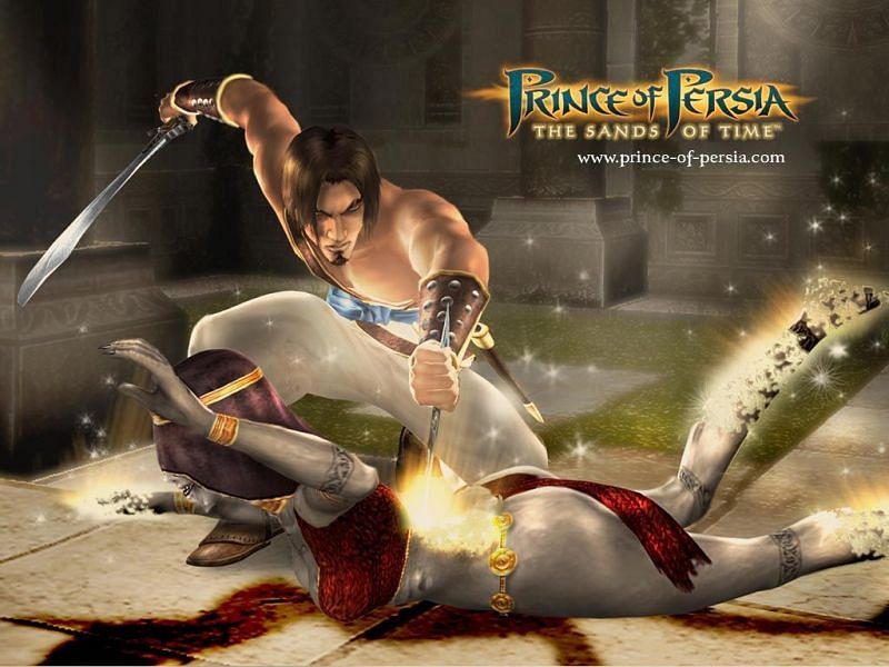 Prince Of Persia The Sands Of Time Series Ranked
