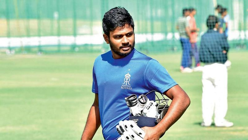 Sanju Samson last played for India in January this year